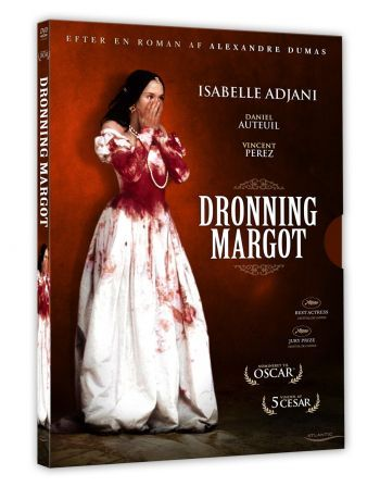 Dronning Margot DVD