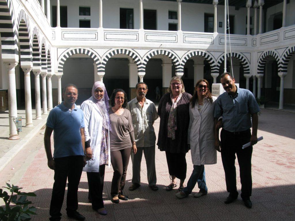 Lycée Pacha, notre partenaire à Tunis